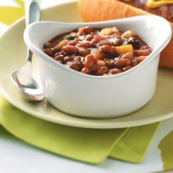 Baked Bean Side Dish