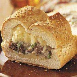 Hearty Sausage Sandwich