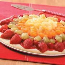 Ultimate Fruit Pizza