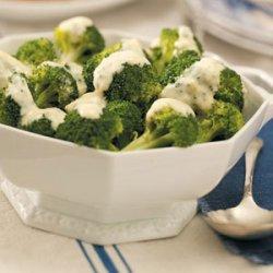 Broccoli with Lemon Sauce