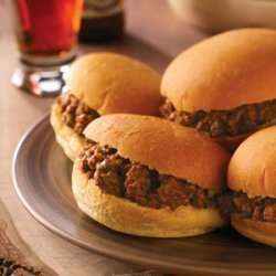 Sloppy Joes for 8 Dozen