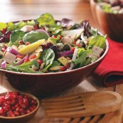 Pear Harvest Salad