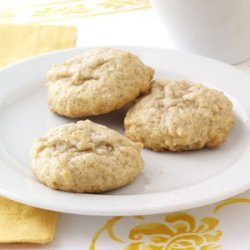 Soft Honey Cookies