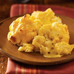 Macaroni & Cheese Bake