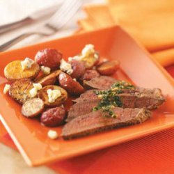 Garlic-Butter Steak