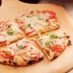 Margherita Pita Pizzas