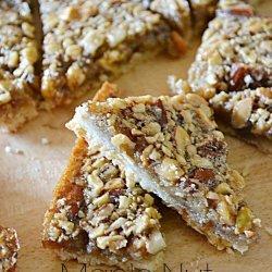 Maple Nut Pie