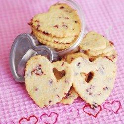 Cornmeal Cranberry Cookies