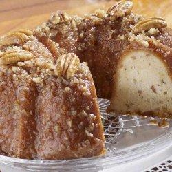 Pecan Praline Cake