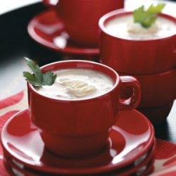 Wild Mushroom Soup  Cappuccino