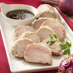 Sesame Pork Appetizers recipe