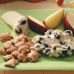 Blueberry Fruit Dip