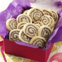 Chocolate-Hazelnut Pinwheels recipe