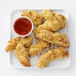 Cara's Crunchy Chicken Strips