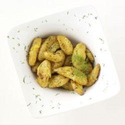Braised Dill Potatoes