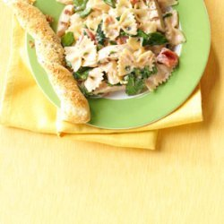 Creamy Italian Pasta with Chicken