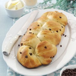 Chocolate Chip Challah