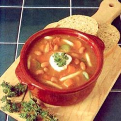 Pinto Bean/Ham Soup