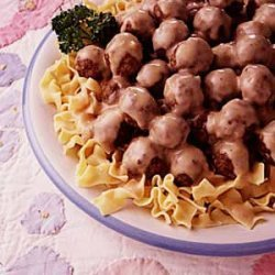 Norwegian Meatballs