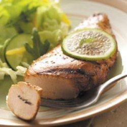 Garlic-Lime Chicken