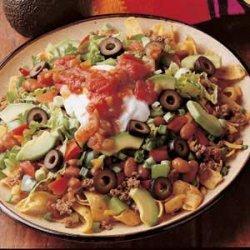 Terrific Taco Salad