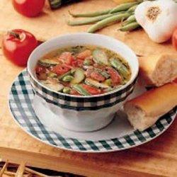 Summer Garden Soup
