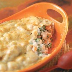 Deep-Dish Chicken Potpie