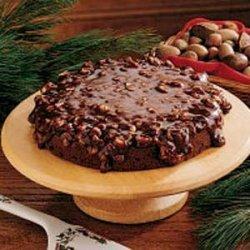 Macadamia Fudge Cake