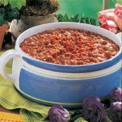 Western-Style Beef and Beans
