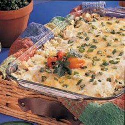 Chicken Chili Lasagna