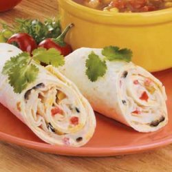 Olive Chicken Roll-Ups