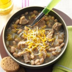 Flavorful White Chili