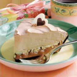 Chocolate-Caramel Supreme Pie
