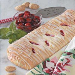 Cherry Cheese Loaves