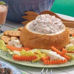Bread Bowl Appetizer