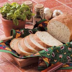 Flavorful Herb Bread