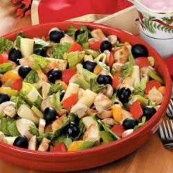 Chicken Pasta Salad