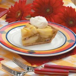No-Bake Apple Pie