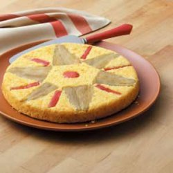 Quilt-Topped Corn Bread