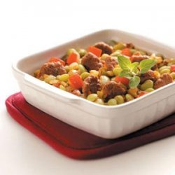 Hearty Lima Bean Bake