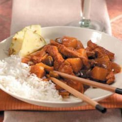 Slow-Cooked Sweet 'n' Sour Pork