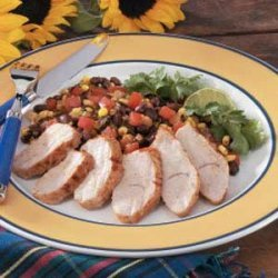 Spicy Turkey Tenderloin