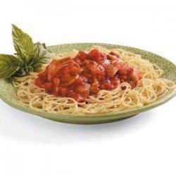 Artichoke-Basil Pasta Sauce