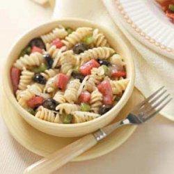 Spiral Pasta Salad