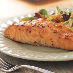 Flavorful Salmon Fillets