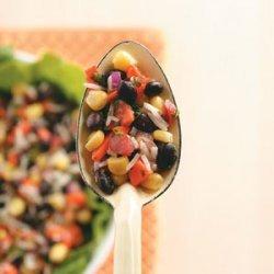 Rice Vegetable Salad