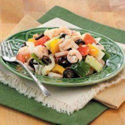 Greek Seafood Salad
