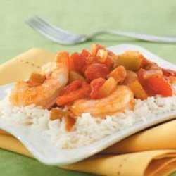 Bacon Shrimp Creole
