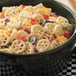 Wheely-Good Pasta Salad
