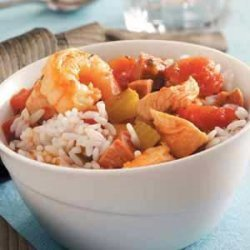Hearty Jambalaya